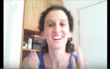 [וידאו] איך להיות מאושרת גם בזמנים ממש קשים?